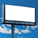 Billboard royalty free stock photos