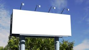 billboard stock footage