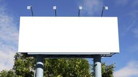 billboard video d archivio