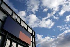 billboard Obraz Stock