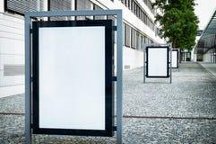 billboard foto de stock