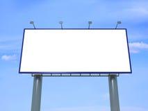 Billboard vector illustration