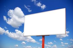 Billboard Stock Photography