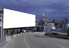 billboard Imagens de Stock Royalty Free
