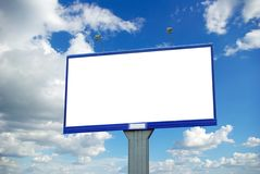 billboard Fotografia Royalty Free