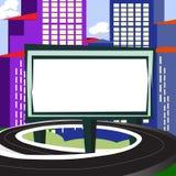 billboard royalty illustrazione gratis