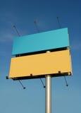 billboard Στοκ Εικόνες