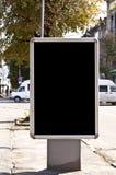 Billboard, banner, empty Stock Images