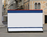 Billboard in City Stock Images