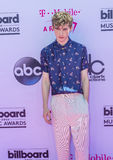 2016 Billboard Music Awards. LAS VEGAS - MAY 22 : Singer Troye Sivan attends the 2016 Billboard Music Awards at T-Mobile Arena on May 22, 2016 in Las Vegas Royalty Free Stock Photography