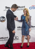 2014 Billboard Music Awards Stock Photography