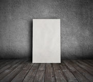 Background with placard Royalty Free Stock Images