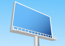 Billboard outdoor Stock Photo