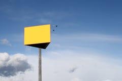 billboard pusty Obrazy Stock