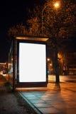 billboard reklamy Obraz Royalty Free