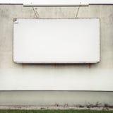 billboard reklamy Zdjęcie Stock