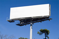 Billboard Space royalty free stock images