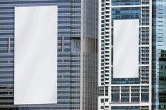 Billboard - Urban Design Stock Photo