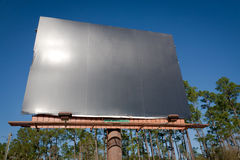 Billboard for You Royalty Free Stock Photography