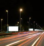 Billboards Stock Image