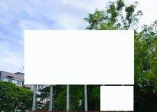 billboards imagens de stock