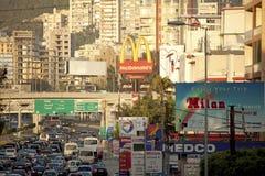 Billboards, Lebanon Stock Image