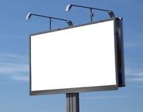 billboardu puste miejsce fotografia royalty free