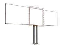 billboardu reklamowy panel Zdjęcie Stock