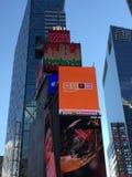 billboardy obciosują czas Fotografia Stock