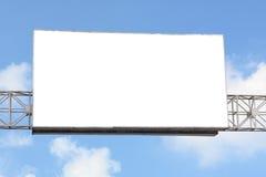 Billboardy reklamować Obrazy Royalty Free
