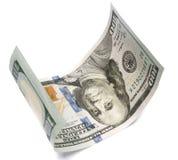 billdollar hundra Royaltyfri Bild