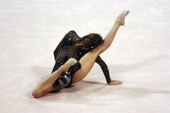 Bille 01 de gymnastique Image stock