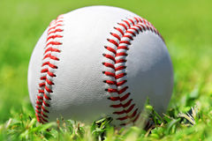 Bille de base-ball Images stock