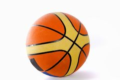 Bille de basket-ball image libre de droits
