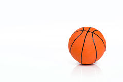 Bille de basket-ball Photo libre de droits