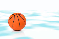 Bille de basket-ball Images stock