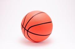 Bille de basket-ball de jouet Photographie stock