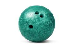 Bille de bowling Photographie stock libre de droits