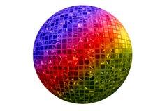 Bille de disco Photos libres de droits