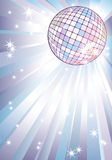 Bille de disco. Photo stock