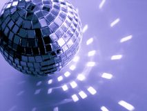 Bille de disco Images stock