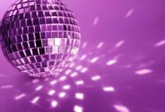 Bille de disco Photos stock