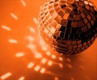 Bille de disco Images libres de droits