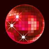 Bille de disco Image libre de droits