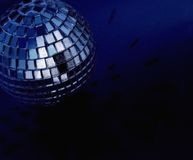 Bille de disco Photographie stock