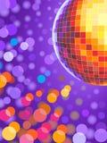 Bille de disco Photographie stock libre de droits
