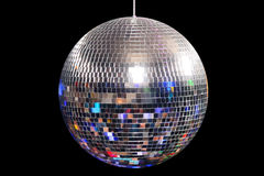 Bille de disco photo stock