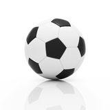 Bille de football Photo stock