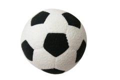 Bille de football de jouet Image libre de droits