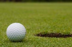 Bille de golf images stock